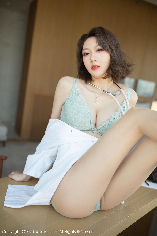 [XiuRen] Vol.2199 Fu Yi Xuan 35P, Fu Yi Xuan, Tall, Temperament, Underwear, Xiuren