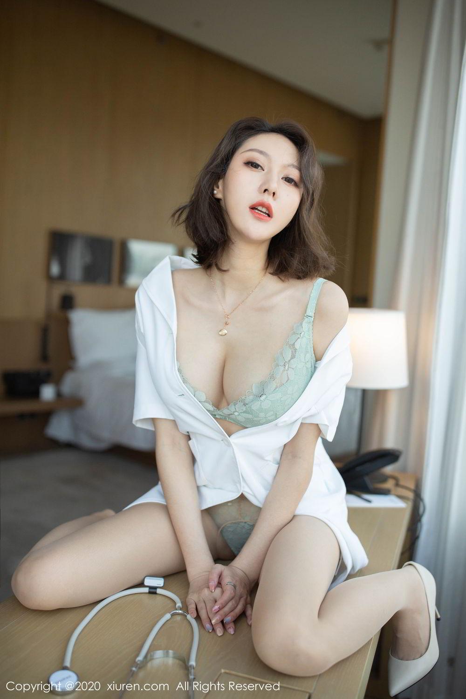 [XiuRen] Vol.2199 Fu Yi Xuan 37P, Fu Yi Xuan, Tall, Temperament, Underwear, Xiuren