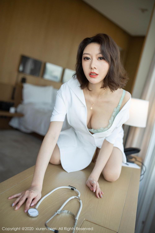 [XiuRen] Vol.2199 Fu Yi Xuan 40P, Fu Yi Xuan, Tall, Temperament, Underwear, Xiuren