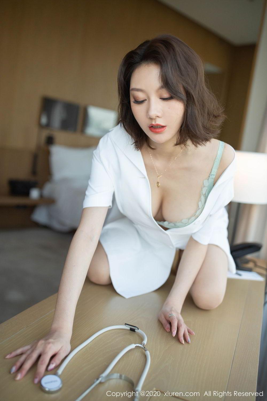 [XiuRen] Vol.2199 Fu Yi Xuan 41P, Fu Yi Xuan, Tall, Temperament, Underwear, Xiuren
