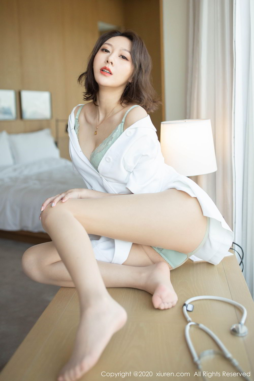 [XiuRen] Vol.2199 Fu Yi Xuan 44P, Fu Yi Xuan, Tall, Temperament, Underwear, Xiuren