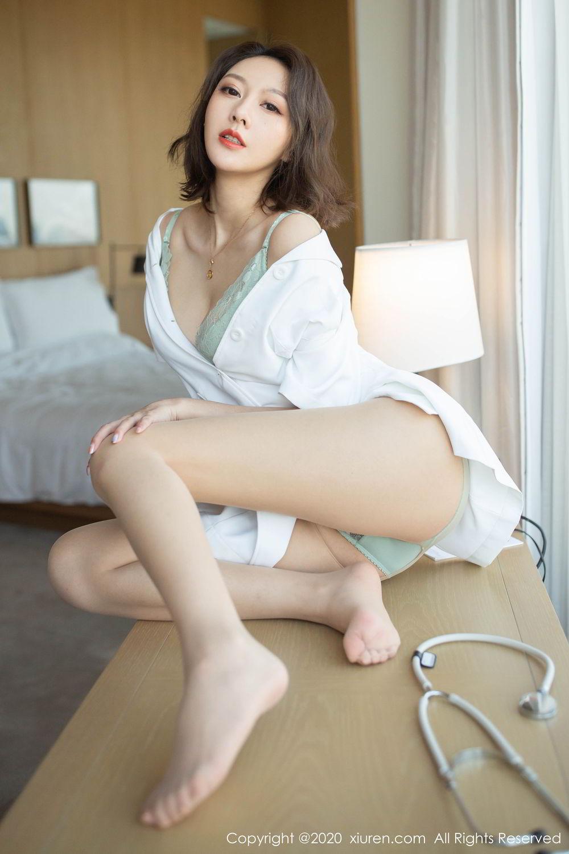 [XiuRen] Vol.2199 Fu Yi Xuan 45P, Fu Yi Xuan, Tall, Temperament, Underwear, Xiuren