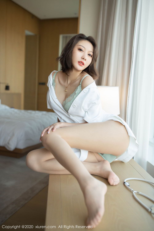 [XiuRen] Vol.2199 Fu Yi Xuan 47P, Fu Yi Xuan, Tall, Temperament, Underwear, Xiuren