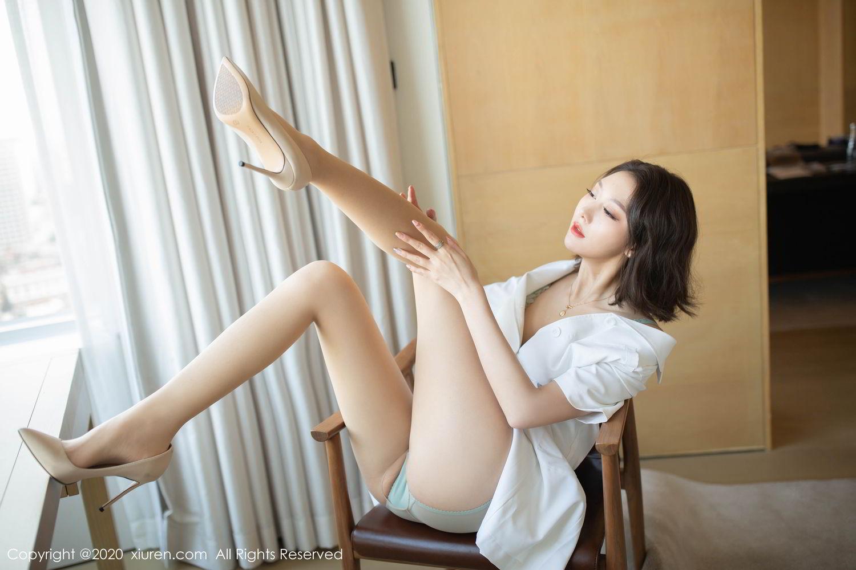 [XiuRen] Vol.2199 Fu Yi Xuan 4P, Fu Yi Xuan, Tall, Temperament, Underwear, Xiuren