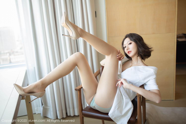 [XiuRen] Vol.2199 Fu Yi Xuan 51P, Fu Yi Xuan, Tall, Temperament, Underwear, Xiuren