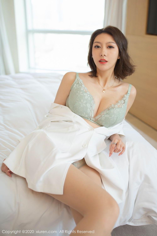 [XiuRen] Vol.2199 Fu Yi Xuan 54P, Fu Yi Xuan, Tall, Temperament, Underwear, Xiuren