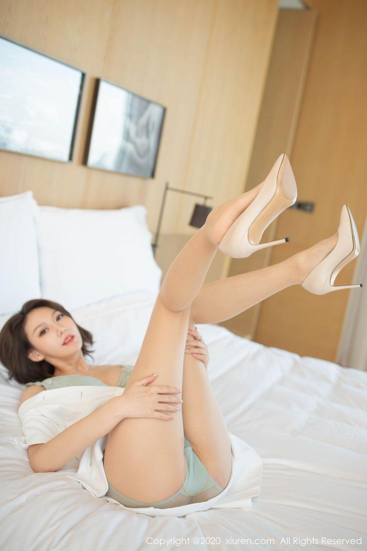 [XiuRen] Vol.2199 Fu Yi Xuan 57P, Fu Yi Xuan, Tall, Temperament, Underwear, Xiuren