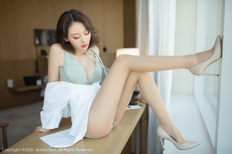 [XiuRen] Vol.2199 Fu Yi Xuan 5P, Fu Yi Xuan, Tall, Temperament, Underwear, Xiuren