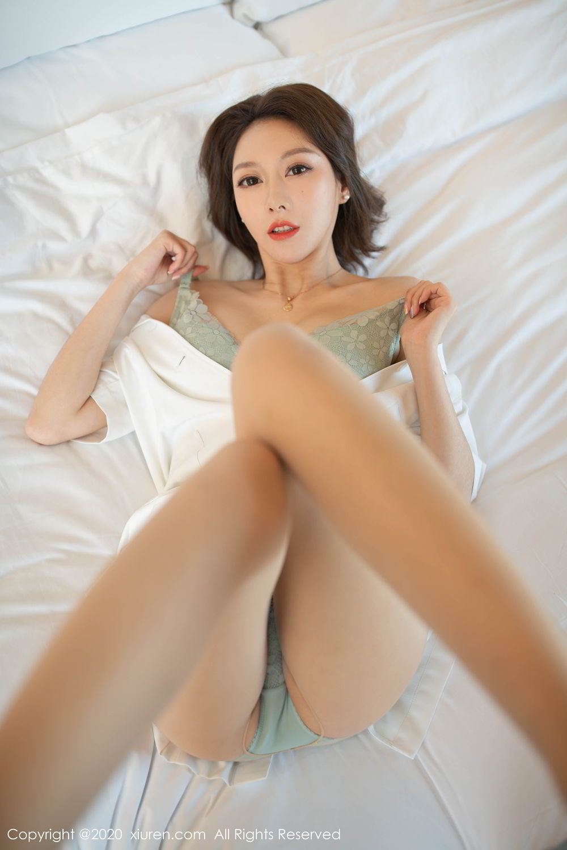 [XiuRen] Vol.2199 Fu Yi Xuan 60P, Fu Yi Xuan, Tall, Temperament, Underwear, Xiuren