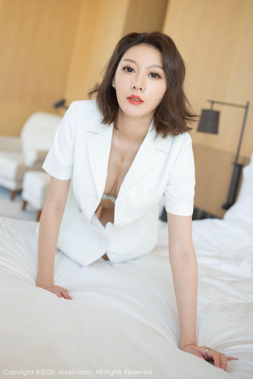 [XiuRen] Vol.2199 Fu Yi Xuan 64P, Fu Yi Xuan, Tall, Temperament, Underwear, Xiuren