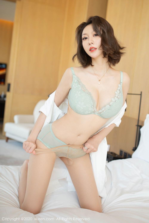 [XiuRen] Vol.2199 Fu Yi Xuan 66P, Fu Yi Xuan, Tall, Temperament, Underwear, Xiuren
