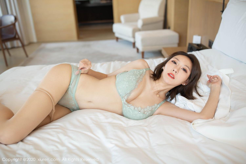 [XiuRen] Vol.2199 Fu Yi Xuan 67P, Fu Yi Xuan, Tall, Temperament, Underwear, Xiuren