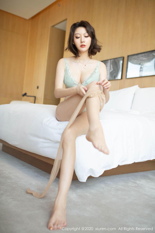 [XiuRen] Vol.2199 Fu Yi Xuan 71P, Fu Yi Xuan, Tall, Temperament, Underwear, Xiuren