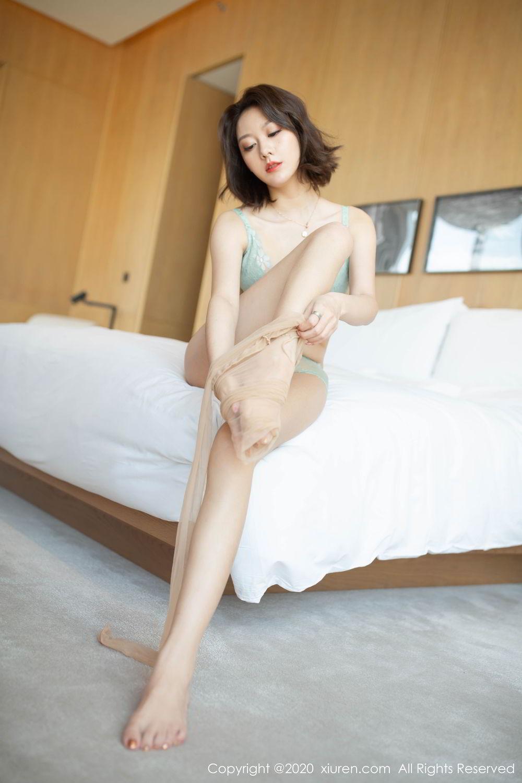 [XiuRen] Vol.2199 Fu Yi Xuan 72P, Fu Yi Xuan, Tall, Temperament, Underwear, Xiuren
