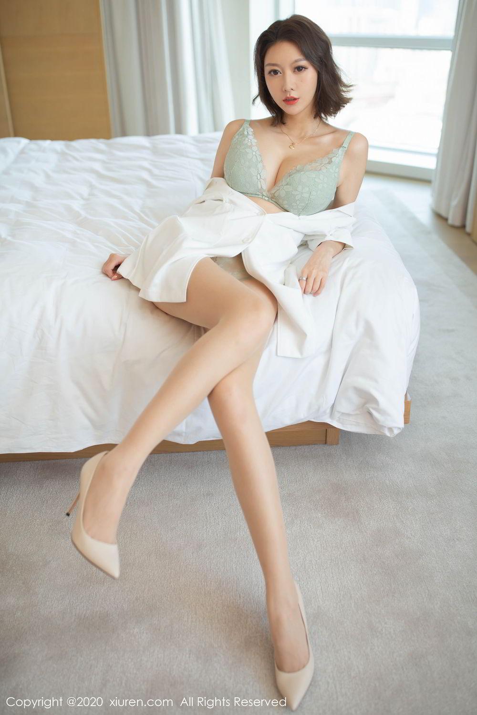 [XiuRen] Vol.2199 Fu Yi Xuan 7P, Fu Yi Xuan, Tall, Temperament, Underwear, Xiuren