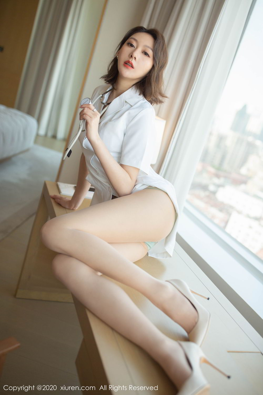 [XiuRen] Vol.2199 Fu Yi Xuan 8P, Fu Yi Xuan, Tall, Temperament, Underwear, Xiuren