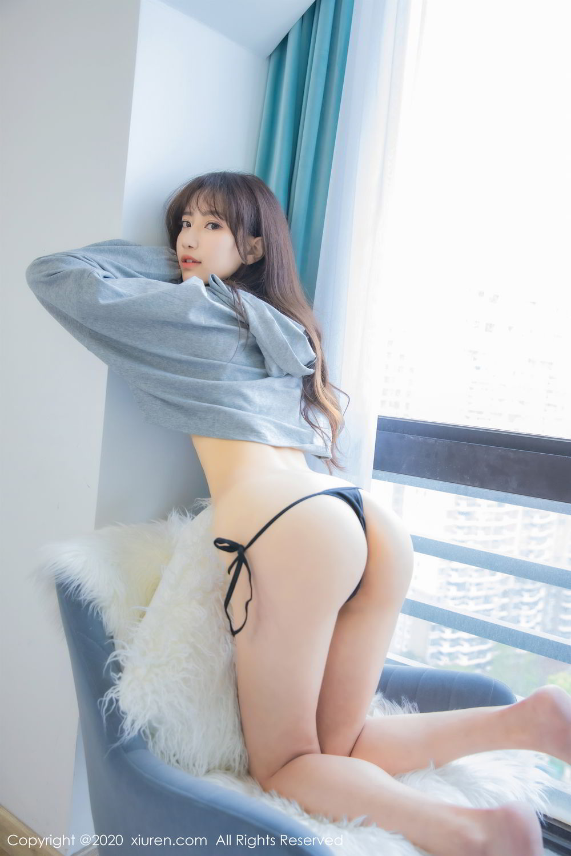 [XiuRen] Vol.2203 Bunny Qi Qi 47P, Pure, Qi Qi Jiang, Tall, Underwear, Xiuren