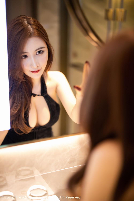 [XiuRen] Vol.2204 Fei Yue Ying 10P, Black Silk, Foot, Xie Zhi Xin, Xiuren