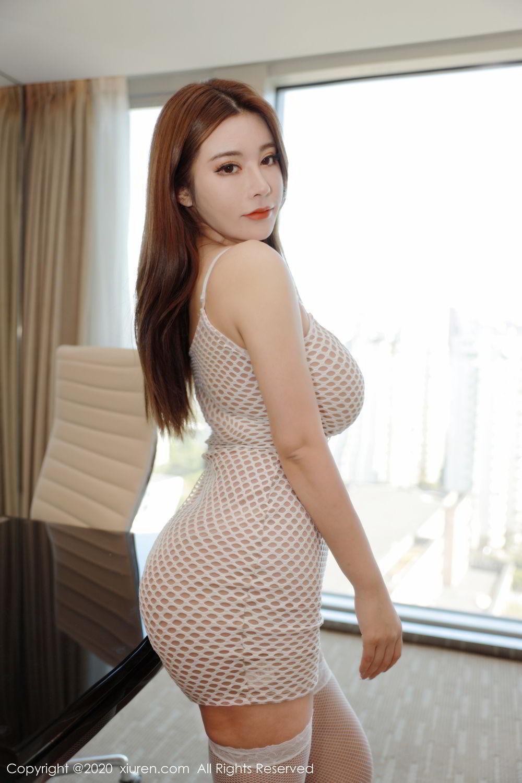 [XiuRen] Vol.2210 Ruan Ruan Roro 10P, Ruan Ruan Jiang, Underwear, Xiuren