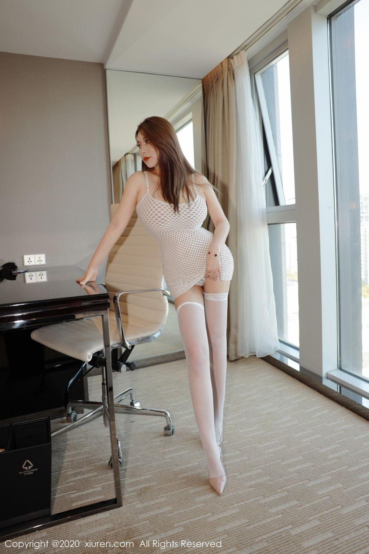[XiuRen] Vol.2210 Ruan Ruan Roro 12P, Ruan Ruan Jiang, Underwear, Xiuren
