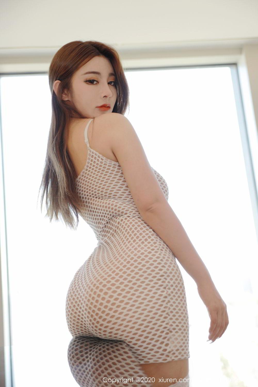 [XiuRen] Vol.2210 Ruan Ruan Roro 14P, Ruan Ruan Jiang, Underwear, Xiuren