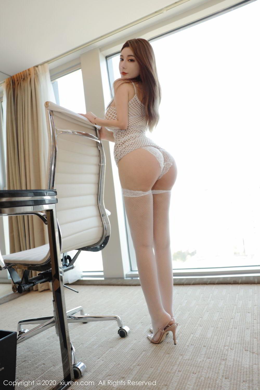 [XiuRen] Vol.2210 Ruan Ruan Roro 33P, Ruan Ruan Jiang, Underwear, Xiuren