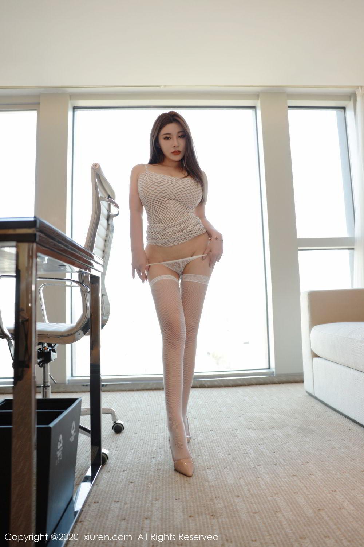 [XiuRen] Vol.2210 Ruan Ruan Roro 37P, Ruan Ruan Jiang, Underwear, Xiuren