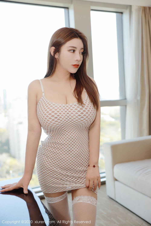 [XiuRen] Vol.2210 Ruan Ruan Roro 5P, Ruan Ruan Jiang, Underwear, Xiuren