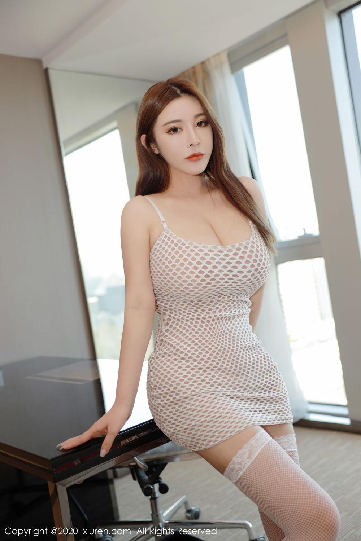 [XiuRen] Vol.2210 Ruan Ruan Roro 6P, Ruan Ruan Jiang, Underwear, Xiuren