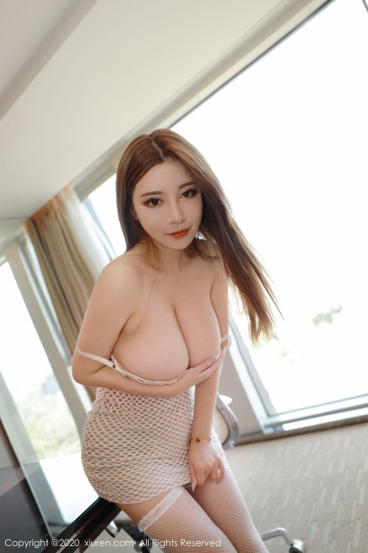 [XiuRen] Vol.2210 Ruan Ruan Roro 9P, Ruan Ruan Jiang, Underwear, Xiuren