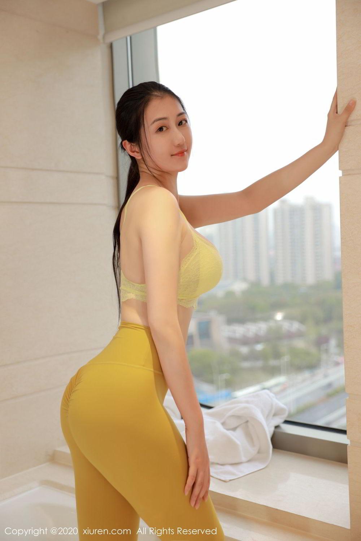 [XiuRen] Vol.2214 E Bao Xiao Ye Mao 12P, Adult, Bathroom, E Bao Xiao Ye Mao, Underwear, Xiuren