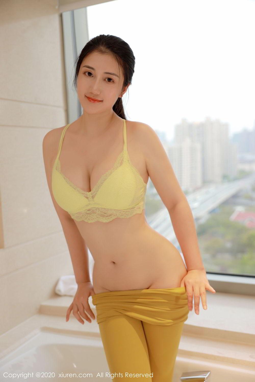 [XiuRen] Vol.2214 E Bao Xiao Ye Mao 17P, Adult, Bathroom, E Bao Xiao Ye Mao, Underwear, Xiuren