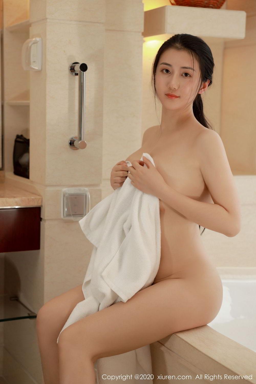 [XiuRen] Vol.2214 E Bao Xiao Ye Mao 25P, Adult, Bathroom, E Bao Xiao Ye Mao, Underwear, Xiuren