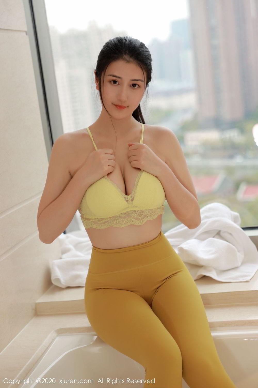 [XiuRen] Vol.2214 E Bao Xiao Ye Mao 3P, Adult, Bathroom, E Bao Xiao Ye Mao, Underwear, Xiuren