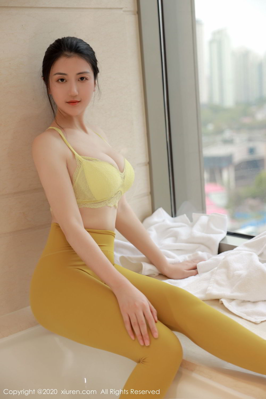 [XiuRen] Vol.2214 E Bao Xiao Ye Mao 7P, Adult, Bathroom, E Bao Xiao Ye Mao, Underwear, Xiuren