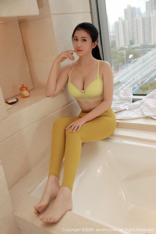 [XiuRen] Vol.2214 E Bao Xiao Ye Mao 9P, Adult, Bathroom, E Bao Xiao Ye Mao, Underwear, Xiuren