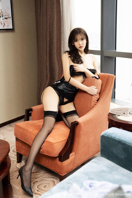 [XiuRen] Vol.2215 Bai Lu Xiao Zhu 26P, Bai Lu Xiao Zhu, Black Silk, Underwear, Xiuren