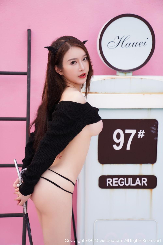 [XiuRen] Vol.2218 Yu Tu Miki 17P, Underwear, Xiuren, Yu Tu M I K I