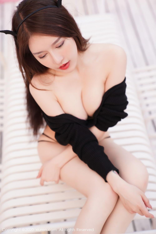 [XiuRen] Vol.2218 Yu Tu Miki 25P, Underwear, Xiuren, Yu Tu M I K I