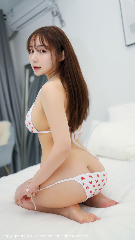[XiuRen] Vol.2223 Tai Li Tali 14P, Baby Face Big Boobs, Bikini, Cute, Tai Li Tali, Xiuren