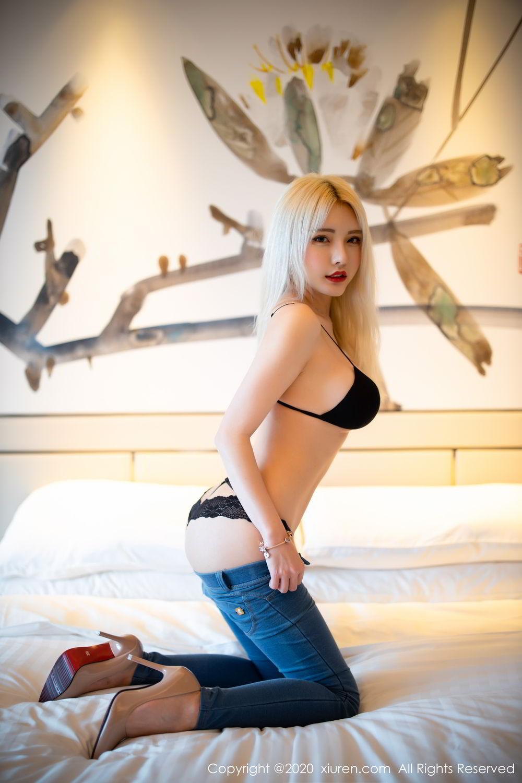 [XiuRen] Vol.2228 Lovely Lu Lu 30P, Underwear, Wang Zhao Lu, Xiuren