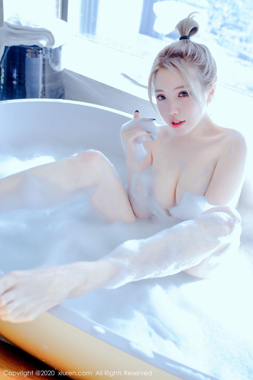 [XiuRen] Vol.2231 Huang Le Ran 72P, Bathroom, Huang Le Ran, Underwear, Wet, Xiuren
