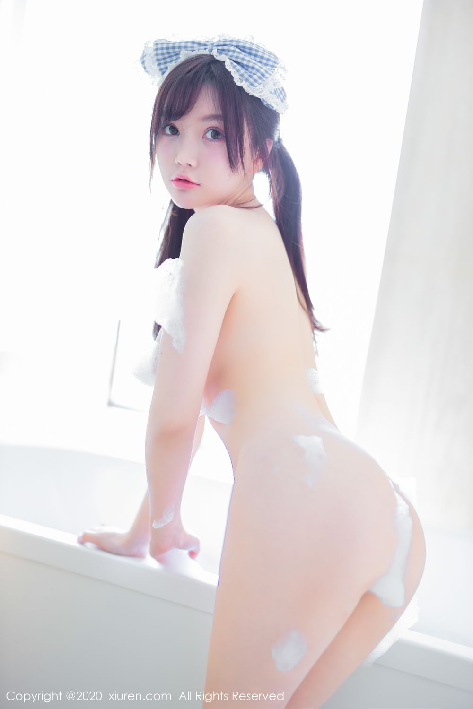 [XiuRen] Vol.2236 Nuo Mei Zi 31P, Adult, Baby Face Big Boobs, Bathroom, Mini Da Meng Meng, Wet, Xiuren
