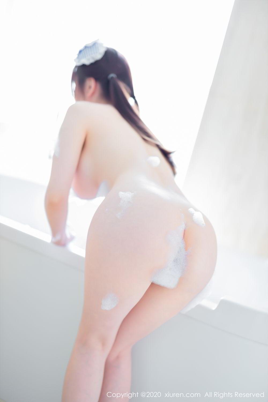 [XiuRen] Vol.2236 Nuo Mei Zi 33P, Adult, Baby Face Big Boobs, Bathroom, Mini Da Meng Meng, Wet, Xiuren
