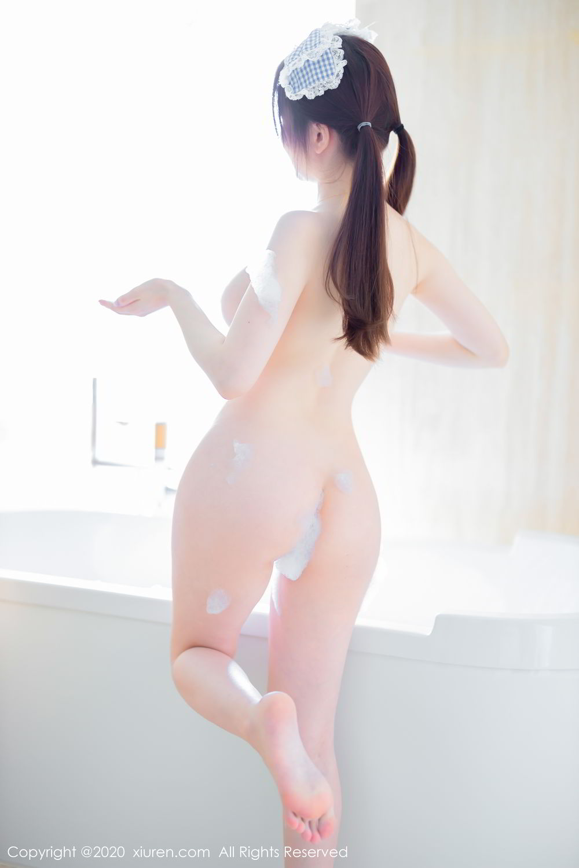 [XiuRen] Vol.2236 Nuo Mei Zi 36P, Adult, Baby Face Big Boobs, Bathroom, Mini Da Meng Meng, Wet, Xiuren