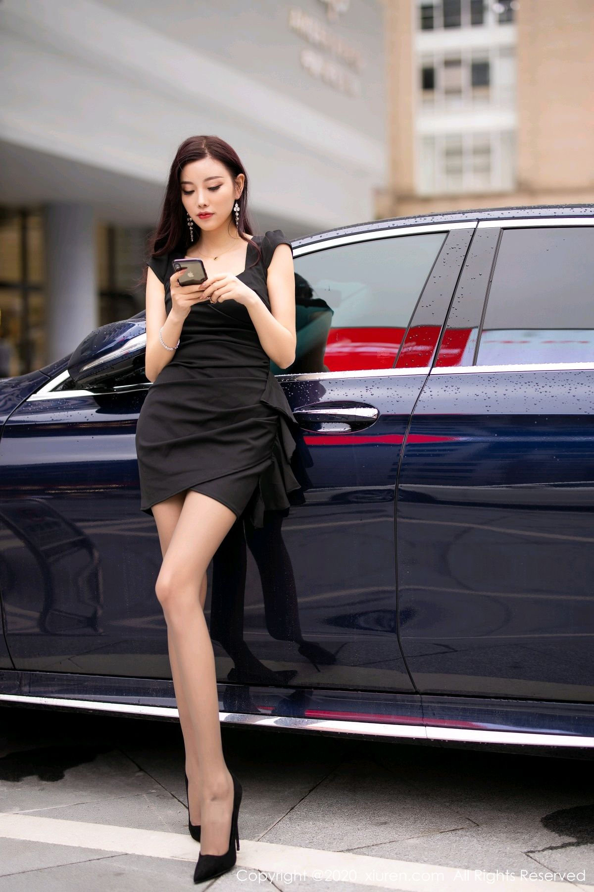 [XiuRen] Vol.2241 Yang Chen Chen 44P, Underwear, Xiuren, Yang Chen Chen
