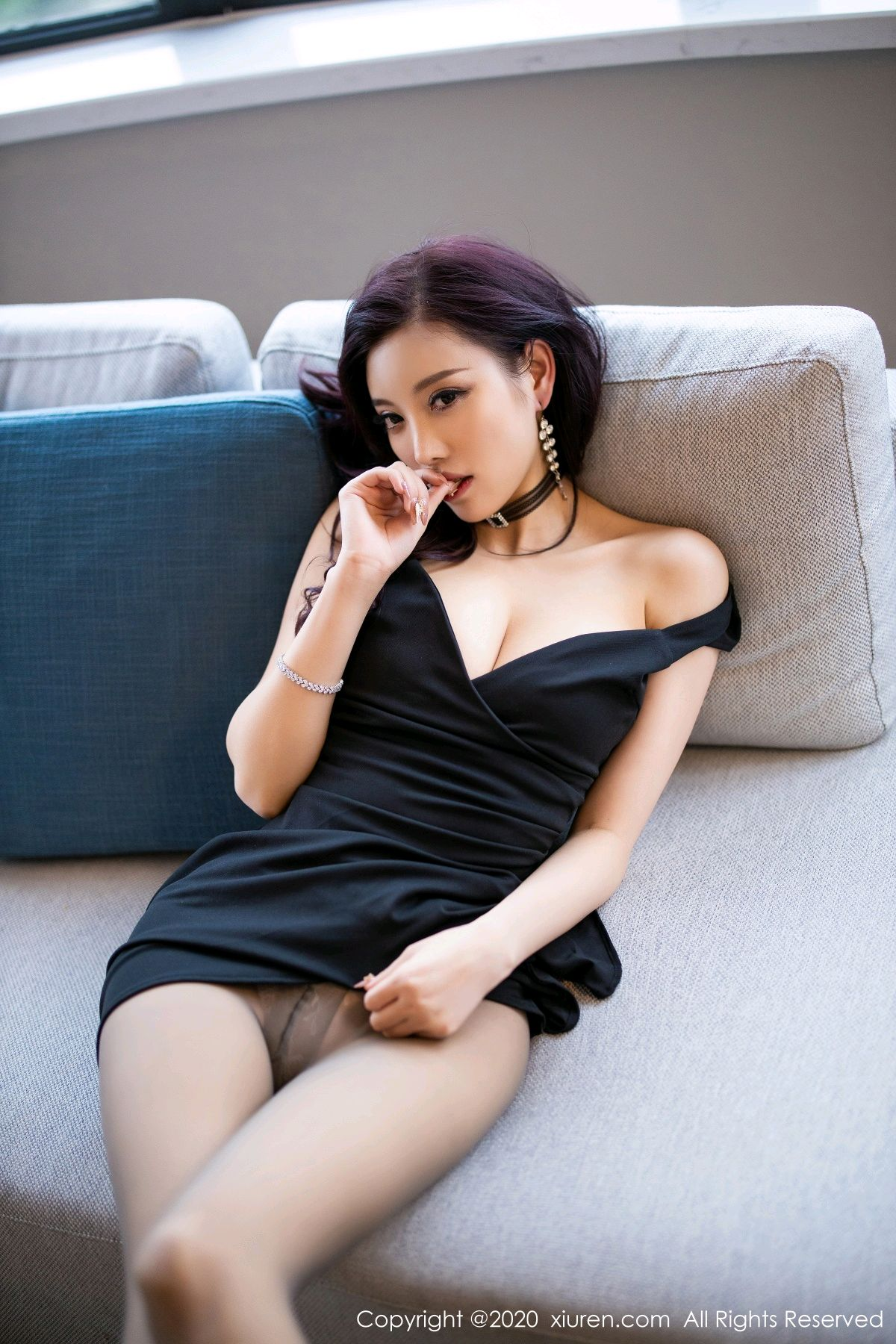 [XiuRen] Vol.2241 Yang Chen Chen 7P, Underwear, Xiuren, Yang Chen Chen