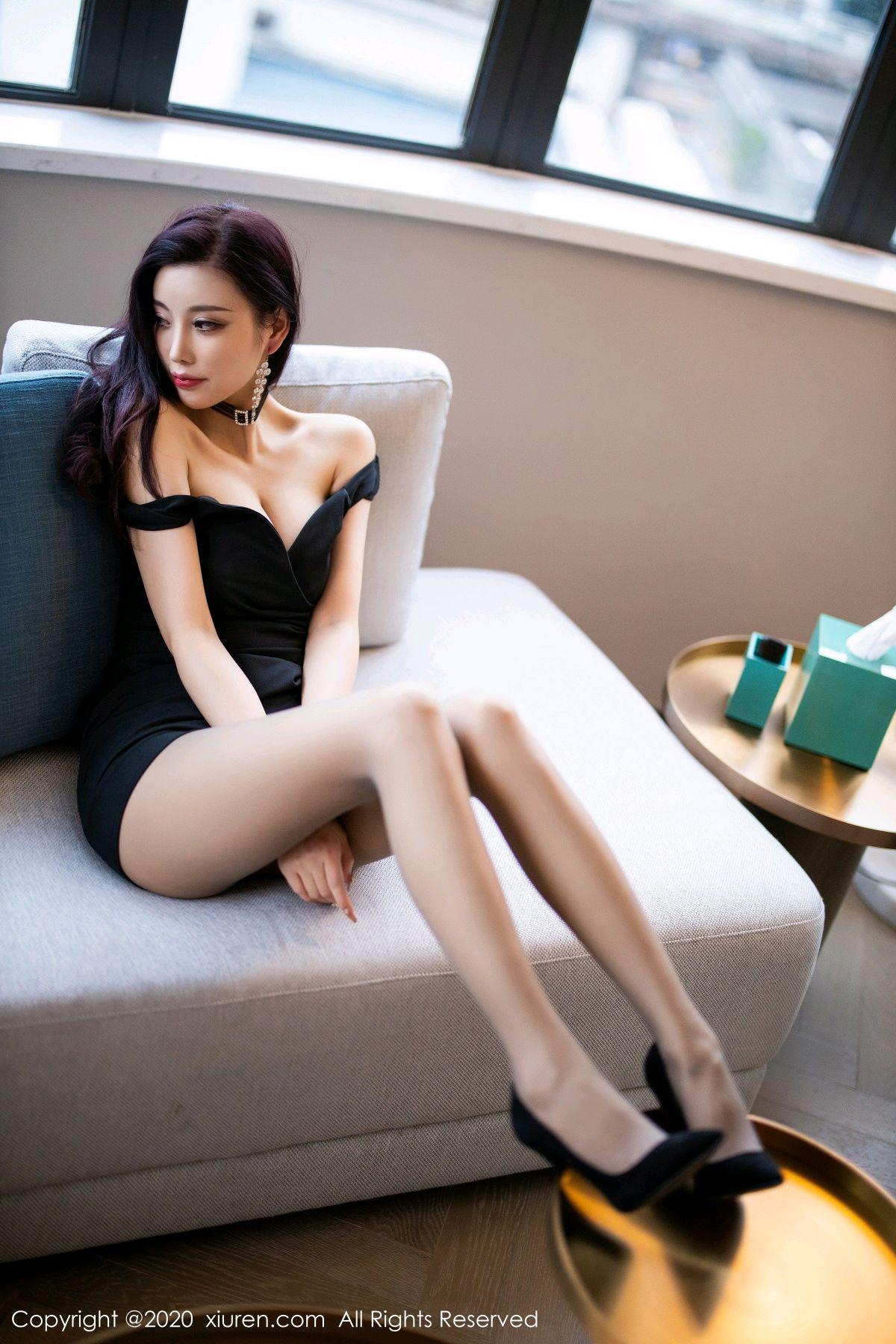 [XiuRen] Vol.2241 Yang Chen Chen 8P, Underwear, Xiuren, Yang Chen Chen