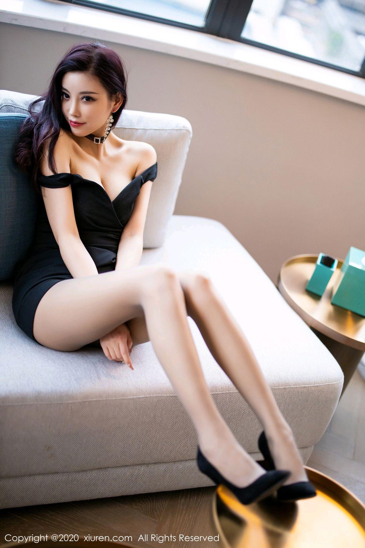 [XiuRen] Vol.2241 Yang Chen Chen 9P, Underwear, Xiuren, Yang Chen Chen