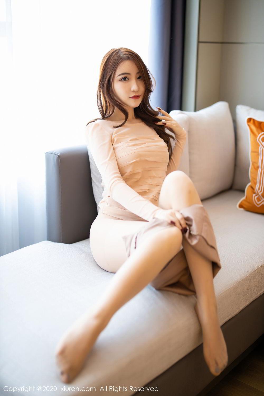 [XiuRen] Vol.2246 Fei Yue Ying 15P, Foot, Xie Zhi Xin, Xiuren